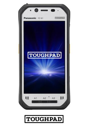 小型軽量の新型「TOUGHPAD」キタ!4.7型HD 2.30GHzQコア RAM2GB 防塵防滴 大容量battery これは欲しい