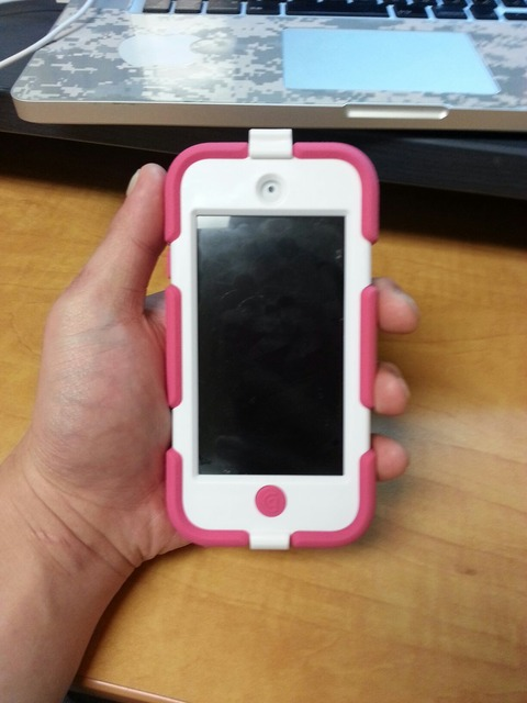iPod touch 5th Gen. 買ったったwww