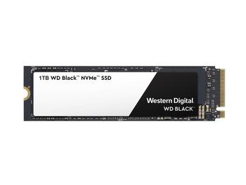 Western Digital、ゲーミンググレードのNVMe規格SSD「WD Black 3D NVMe SSD」を発表 250GB/500GB/1TBモデルをラインアップ