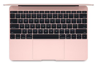 Apple、第6世代Core M搭載「MacBook」登場、新色ローズゴールドも