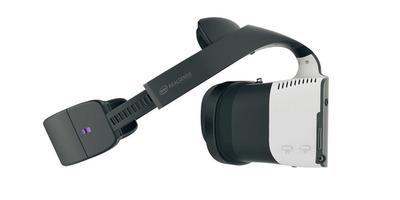 Intelが完全ワイヤレスのVRヘッドセット「Project Alloy」を発表!