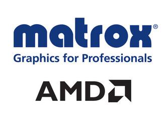 Matrox、次期ビデオカードにAMD GPUを採用