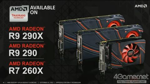 AMD、新GPU「Radeon R9/R7」シリーズを発表 DirectX11.2対応に加え、オーディオ機能を強化