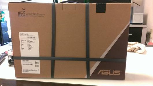 PC「ASUS VivoBook X202E」買ってきたwww