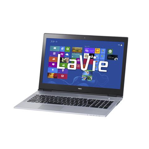 NECが世界最薄のウルトラブック「LaVie X LX850/JS」を発表!お値段175,000円
