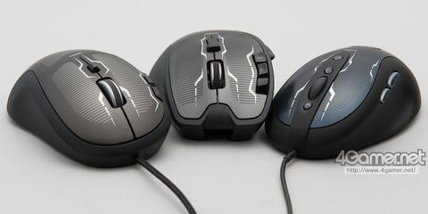 ロジクール、ゲーマー向け新ブランド「Logicool G」を発表 旧製品の改良版・新パッケージ版を含む「G700s」「G500s」など全13機種