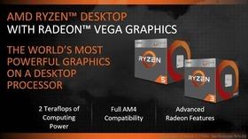 AMDの新APU「Ryzen 5 2400G」「Ryzen 3 2200G」のPassMarkスコアなど