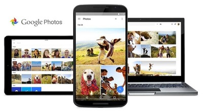 Google、容量無制限で写真や動画をアップロードできる「Googleフォト」
