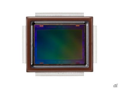 キヤノン、世界最高の約2億5000万画素のCMOSセンサを開発 18キロ先の機体文字識別に成功