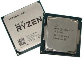 i7-7700KとRyzen7 1700で迷ってるんだがどっちがいいんだ?