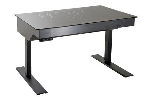 そろそろパソコンデスクを買い換えようと思う、机型PCケースLian Li「DK-04」が最強なんだろ?