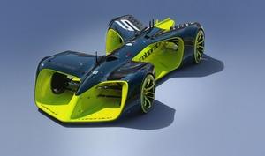 自動運転車の国際カーレース開催へ 米エヌビディアのAIコンピューター標準採用 最高時速300km以上でソフトウエアの優劣競う