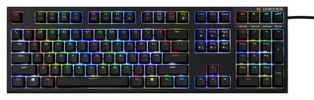 東プレ、発光色を変えられるゲーム向けキーボード「REALFORCE RGB」を12月9日に発売