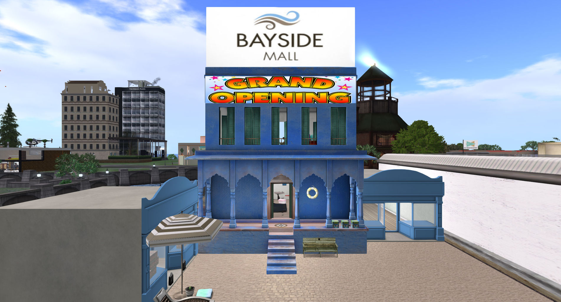 Second Life Store Gacha Home Store Bay City Second Life Mainland Information