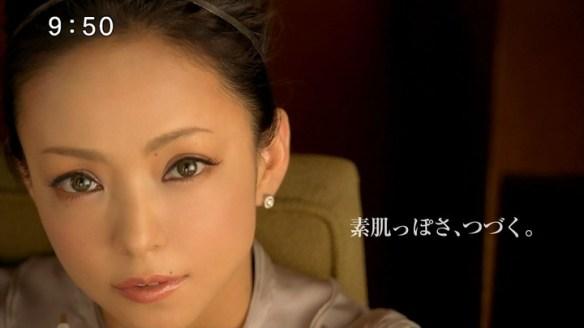 安室奈美恵ちゃん(35)ってなんでこんなにカワイイの?
