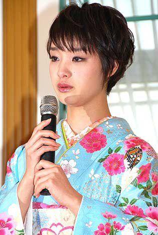 剛力彩芽、月9主演に涙で感謝「みなさんのおかげ」wwwww
