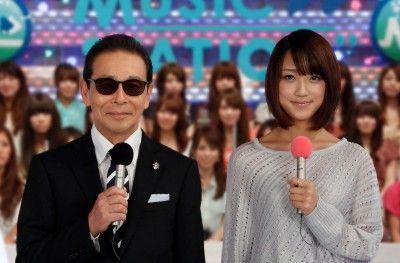 竹内アナ、Mステ卒業へ \(^o^)/