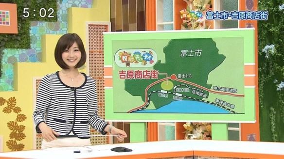 【画像】静岡朝日テレビの牧野結美アナがショートカットに!