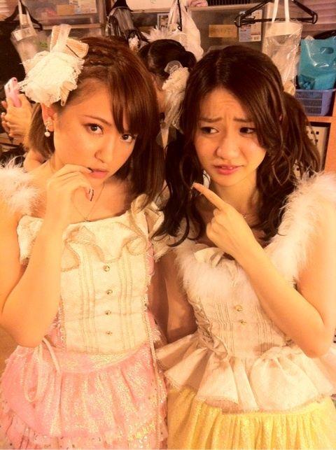 【画像】あれ?・・・大島優子のツインテールが可愛い?