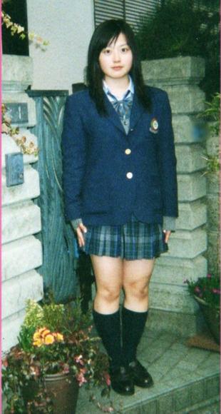【画像】水ト麻美アナの高校生時代wwwww