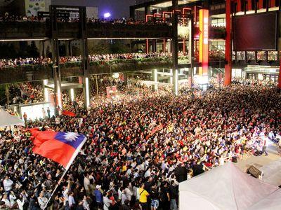 日本×台湾戦、台湾で史上最高視聴率 総人口の半分が観戦