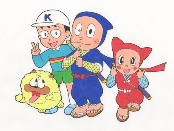 「忍者ハットリくん」25年ぶりに復活、新作エピソード放送決定