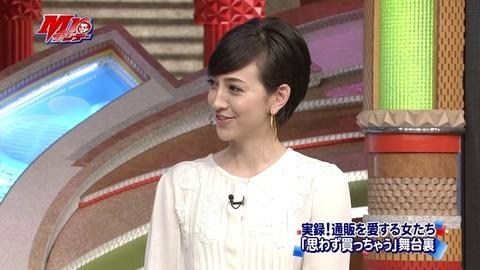 滝川クリステルがフジテレビ系報道番組「Mr.サンデー」を3月いっぱいで降板