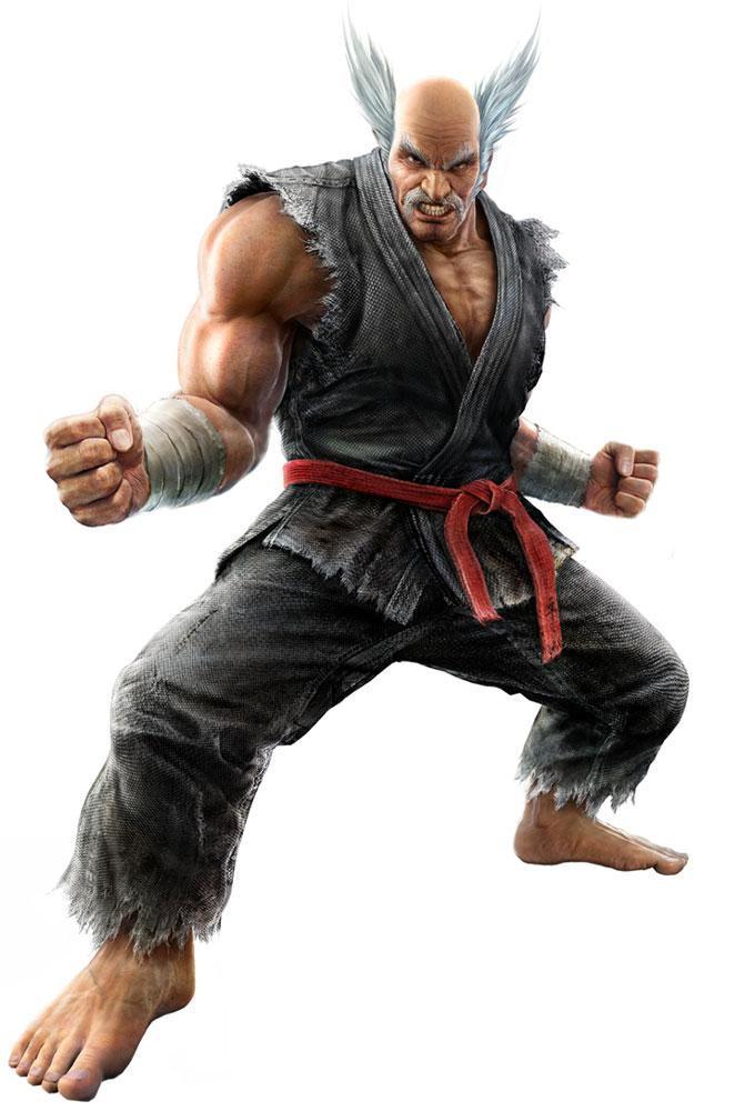 Tekken 6 3d Wallpapers ゲームの画像まとめブログ 鉄拳6のキャラクター画像