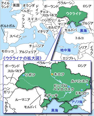 map_ukuraine