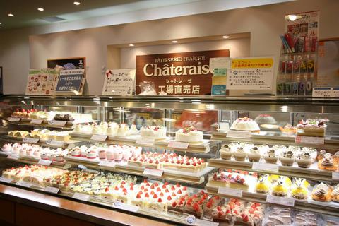 機械でケーキの量産化に成功したシャトレーゼ