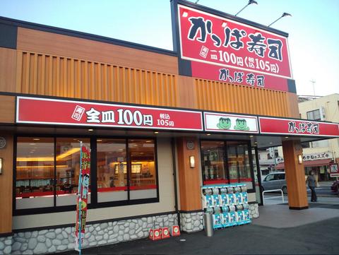 カッパ寿司をコロワイドが買収