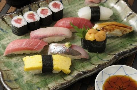 寿司屋で通ぶる奴の特徴ンゴwwwwwww