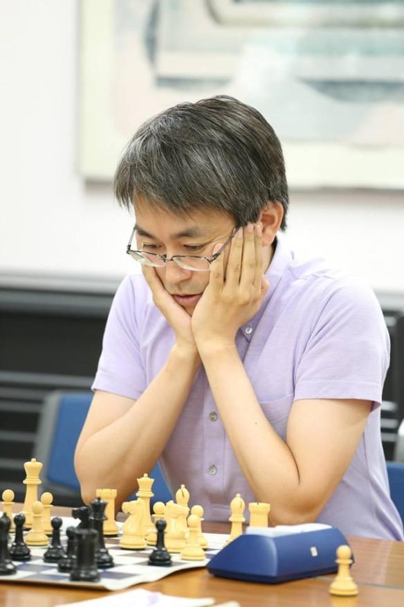 羽生善治さん、チェスの大会で全勝優勝する