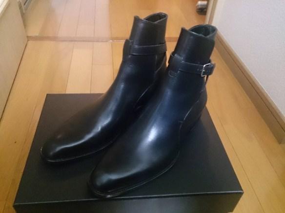 めちゃめちゃかっこいい靴買ったったwwwww