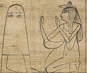 エジプト壁画のこいつ何者なんだよwwwwwwwwwwww