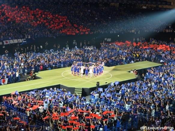 日本代表の壮行会が完全にジャニーズみたいなアイドルイベント