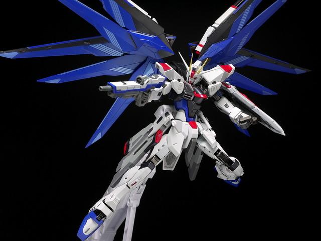 Anime Fighting Wallpaper Metal Build フリーダムガンダム レビュー はっちゃか