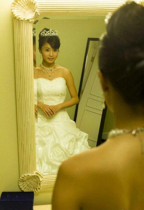 小島瑠璃子のウエディングドレス姿がガチ天使な件【画像あり】