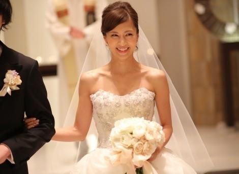 安田美沙子が挙式!熊田、夏川ら240人が祝福「ウエディングドレス姿が美しすぎる」との声!?[画像あり]