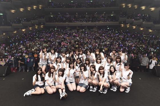 AKB48被災地支援ライブ動画キタぁあああ【岩手県民会館】