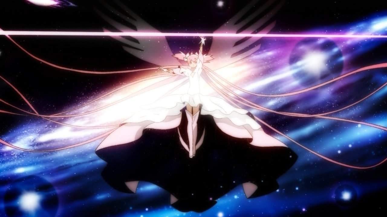 Magi Anime Wallpaper 8000光年先に、アルティメットまどかさんに見える星々が発見されるwwwww はちま起稿