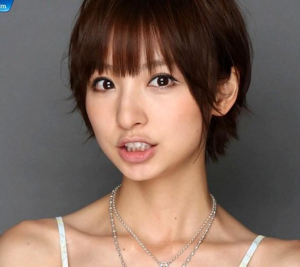 AKB48で一番綺麗なのは篠田麻里子