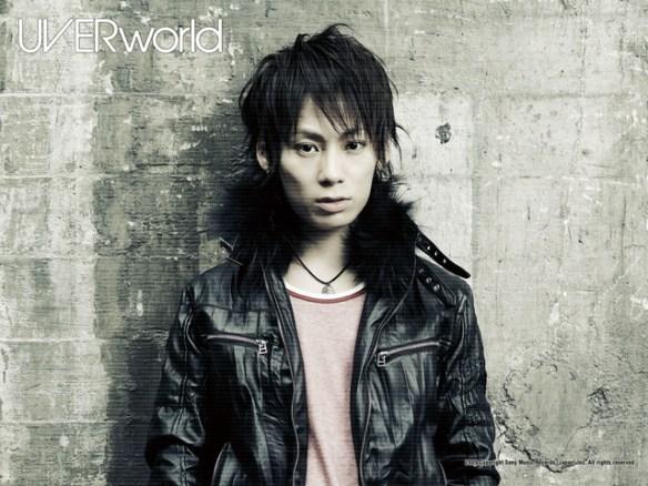 UVERworldのボーカルの名前wwwwwwwwwwww