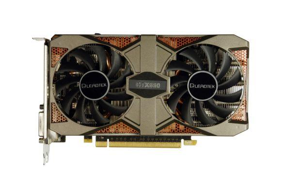 ショート基盤のGTX 660 LeadtekよりGeForce GTX 660搭載グラボ登場