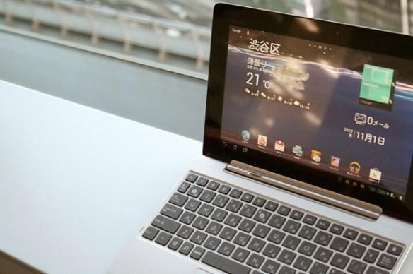 フルHD液晶搭載!圧倒的解像度の10.1インチキーボード合体タブレット 最高峰「ASUS Pad TF700T」 -ASUS 2011~2012モデル-【最新タブレット指南】