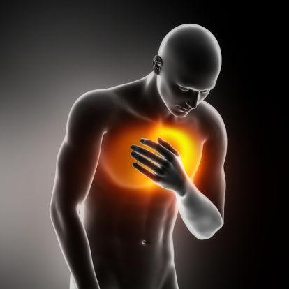 たまに心臓に針を刺さしたような痛みに襲われるよな