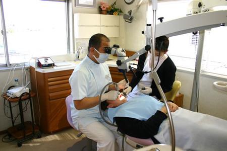 助けてくれ!歯がヒリヒリ痛むから歯医者行ったんだよ