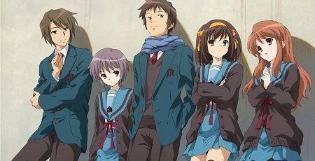 涼宮ハルヒの憂鬱 再放送 NHKに関連した画像-01