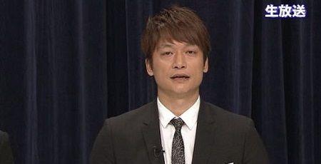SMAP 香取慎吾 ジャニーズ 隠し子 否定 生放送に関連した画像-01