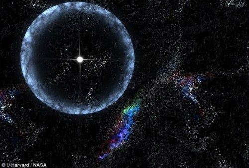 宇宙 30億光年 電波 宇宙人 異星人 エイリアンに関連した画像-01